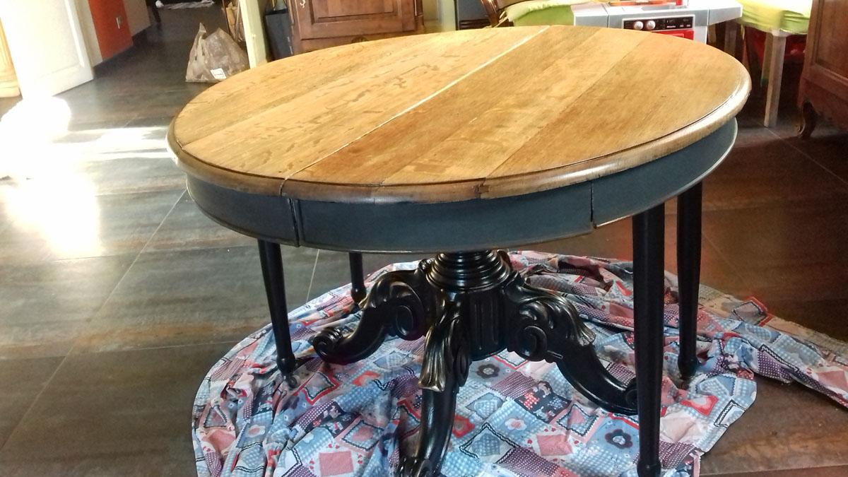 Relooking meubles par a2so trentini peintre plaquiste gironde - Relooking meuble bordeaux ...